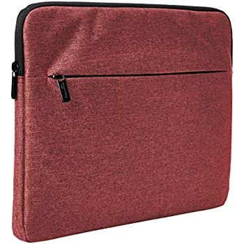 AmazonBasics Laptop Sleeve with Front Pocket, 15