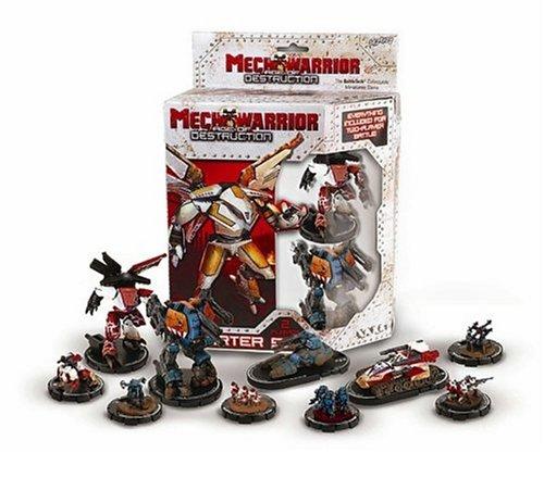 MechWarrior Age Of Destruction Starter Set