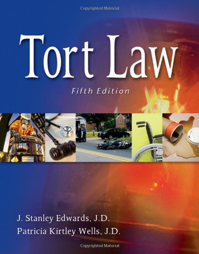the impact of tort law According to the textbook, the legal environment of business, tort law provides remedies for the invasion of various protected interests (cross & miller, 2012) in this essay about tort law, i will talk about a tort case that has personally impacted me.