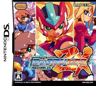 Mega Man ZX [Japan Import] by Capcom