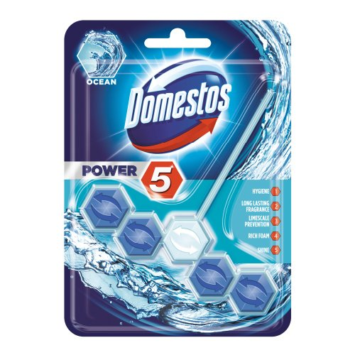 Domestos Power Ocean Rim Block, 55 g 108011078