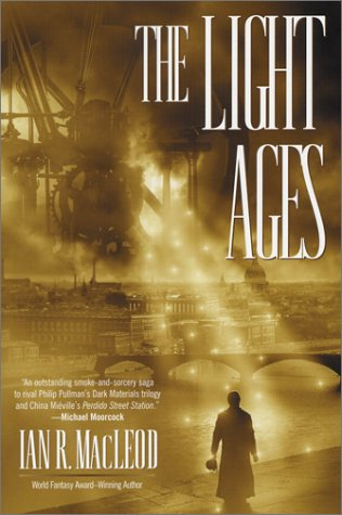 Book cover for The Light Ages