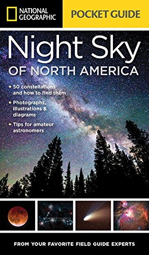Constellation Chart (National Geographic Pocket Guide to the Night Sky of North America)