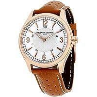 Frederique Constant Horological Silver Dial Men's Smart Watch (FC-282AS5B4)