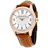 Frederique Constant Silver Dial Stainless Steel Ladies Watch FC-282AS5B4