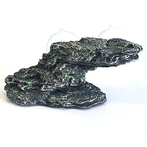 All Pond Solutions Turtle Island Platform Basking Rock Reptile Vivarium/Terrarium / Aquarium 62254