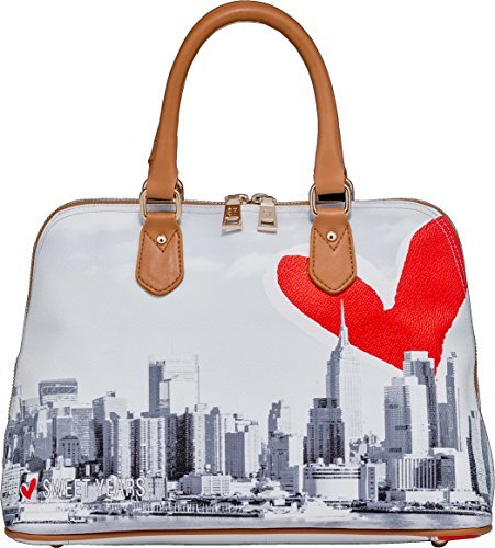 Borsa A Mano SWEET YEARS Bianco