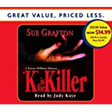 K Is For Killer (A Kinsey Millhone Novel)