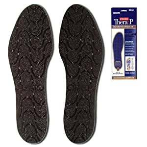 Homedics Thera P Magnetic Insoles- Women's Size 5-10 (One Pair)