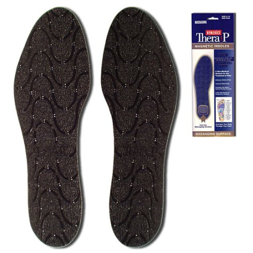Homedics Thera P Magnetic Insoles- Women's Size 5-10 (One Pair) ()