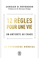 12 regles pour une vie - un antidote au chaos Mass Market Paperback