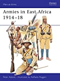 Armies in East Africa 1914–18 (Men-at-Arms)