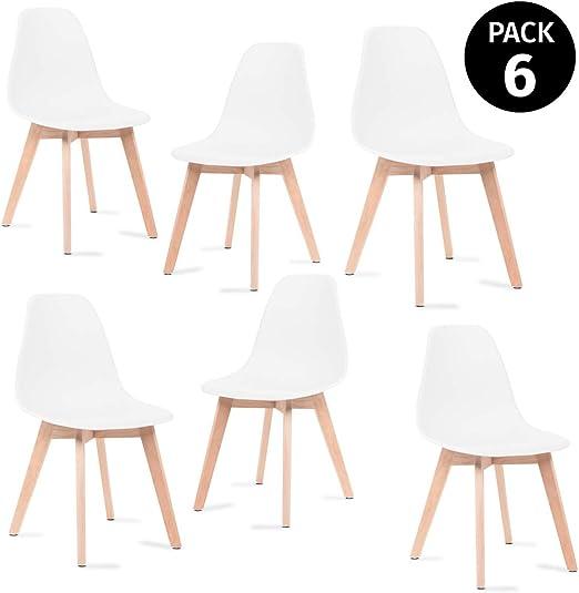 silla blanca mc haus dimensiones
