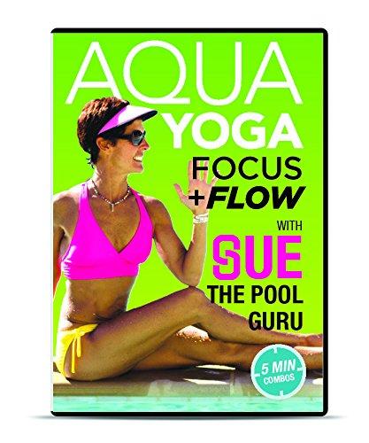 Water Aerobics Dvd: AQUA YOGA with Sue,