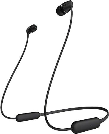 Sony Wi C200b Kabelloser Bluetooth In Ohr Kopfhörer Elektronik
