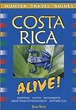costa rica alive alive guides series
