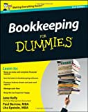 Bookkeeping For Dummies 2e