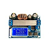 RingBuu 4A Buck-Boost Converter Module Adjustable Buck Boost Board With LCD Display
