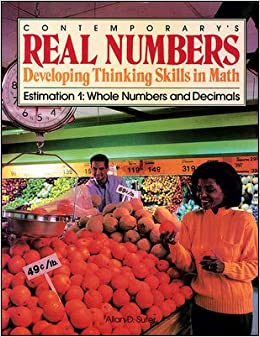 Real Numbers Estimation 1: Whole Numbers & Decimals