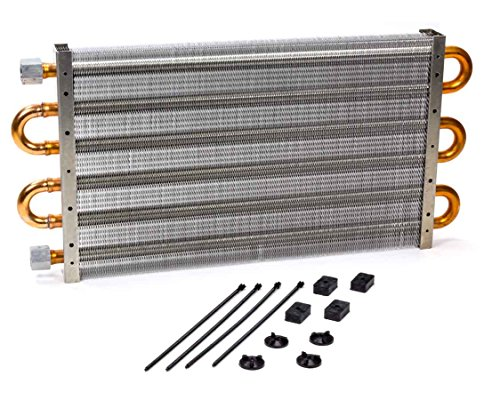 Flex-a-lite 45321 6-Pass Heavy Duty Oil Cooler - 32,000 GVW