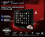 Blusens Pacha mini-DCIPS8 - Tablet de 8' (WiFi, 8 GB, 1 GB de RAM, Android Jelly Bean 4.1) Negro