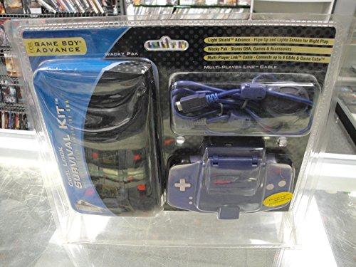 Cool Look Surivival Kit for Game Boy Advance Indigo