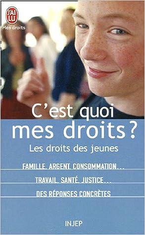 Livre C'est quoi mes droits ? : Les droits des jeunes epub pdf