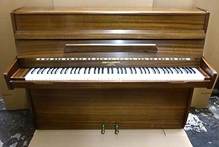 Piano de la marca Barratt & Robinson, nogal usado: Amazon.es ...