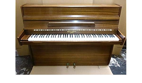 Piano Marca Bar RATT & Robinson - Nogal usado: Amazon.es: Instrumentos musicales