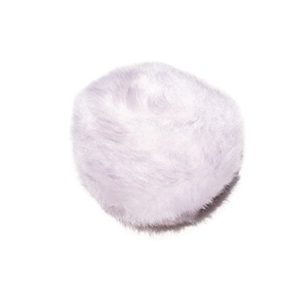 Amazon.com: 6 Pcs Super Soft Plush Round Makeup Loose Powder Puff Baby Powder Puff: Beauty