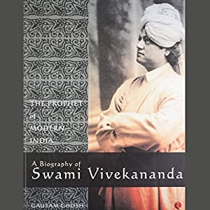 The Prophet of Modern India Audiobook