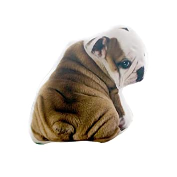 East Utopia Animal Shape Cushion Pillow Animal Simulated Pillow (Perro): Amazon.es: Hogar