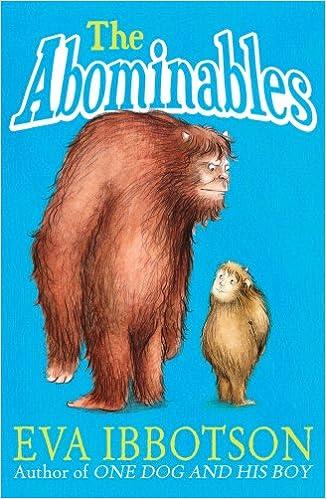 The Abominables: Amazon.co.uk: Eva Ibbotson, Sharon Rentta: Books