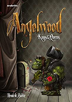 ANGELWOOD. KINGS & QUEENS - English Edition (The divine compass Book 1) by [Birke, Hendrik]