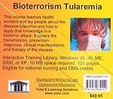 Bioterrorism Tularemia, Farb, Daniel, 1932634118