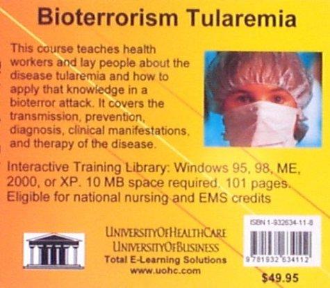 Bioterrorism Tularemia
