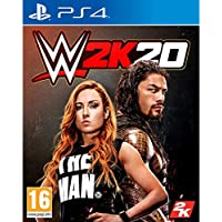 WWE 2K20 Regular Edition NMC PS4