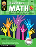 Fourth Common Core Activities: Fourth Grade Math, Marjorie Frank, 0865307415