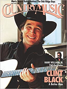 Country Music Magazine Number 149 Mayjune 1991 Clint Black