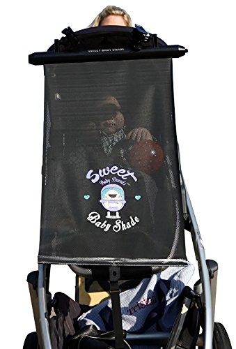 Stroller Sunshade - Sweet Baby Shade~TODDLER Deluxe by Sweet Baby Shade (Image #5)