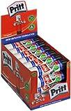 Pritt Stick  Glue Sticks, 43 g ,White, Pack of 24