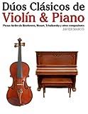 Dúos Clásicos de Violín and Piano, Javier Marcó, 1478276029