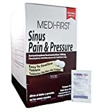Medi-First Sinus Pressure & Pain Tablets Tablets - MS71272 (3,000)