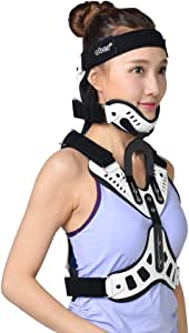 Órtesis para la cabeza y el cuello y el tórax, soporte