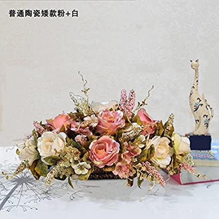 Phenomenal Zhudj Fake Flowers Living Room Simulation Flower Set The Home Remodeling Inspirations Cosmcuboardxyz