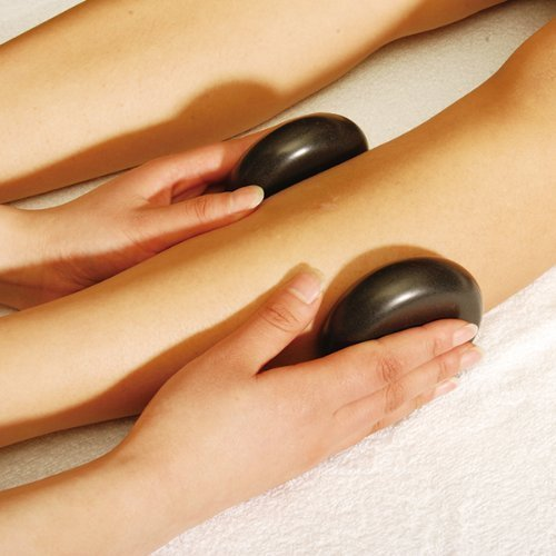 Massage Stone Water Heater with 36 Hot Rocks Therapy Massage Stones - Massage E-Book Included by Amethyst Lake (Image #4)