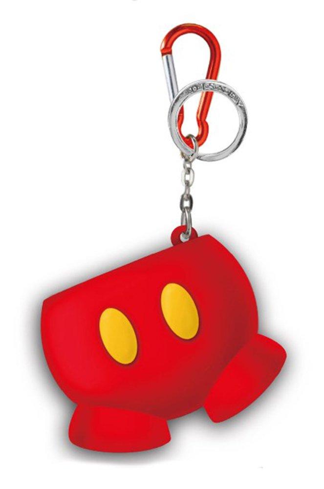 Amazon.com: Disney 85178 Mickey Mouse Shorts Coin Holder Key ...