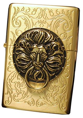 Cross Emblem Zippo Lighter - Zippo Lighter Genuine Tiger Lion Design the Gate Gd Emblem