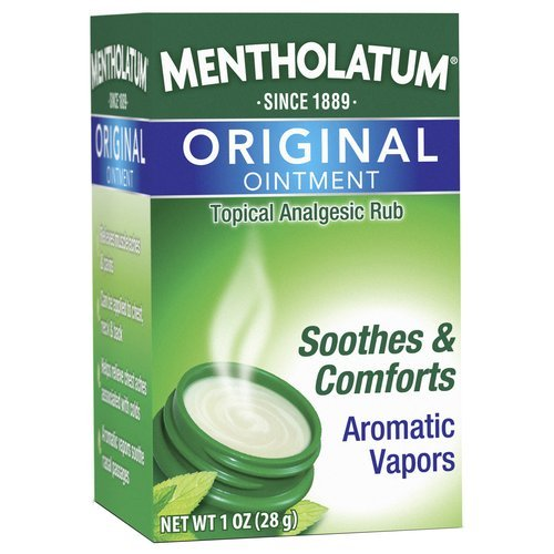 Mentholatum Ointment Oz Pack product image