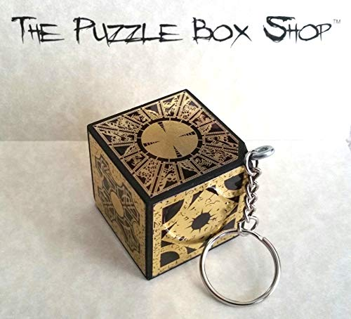 Hellraiser Puzzle Box Keychain Key Chain